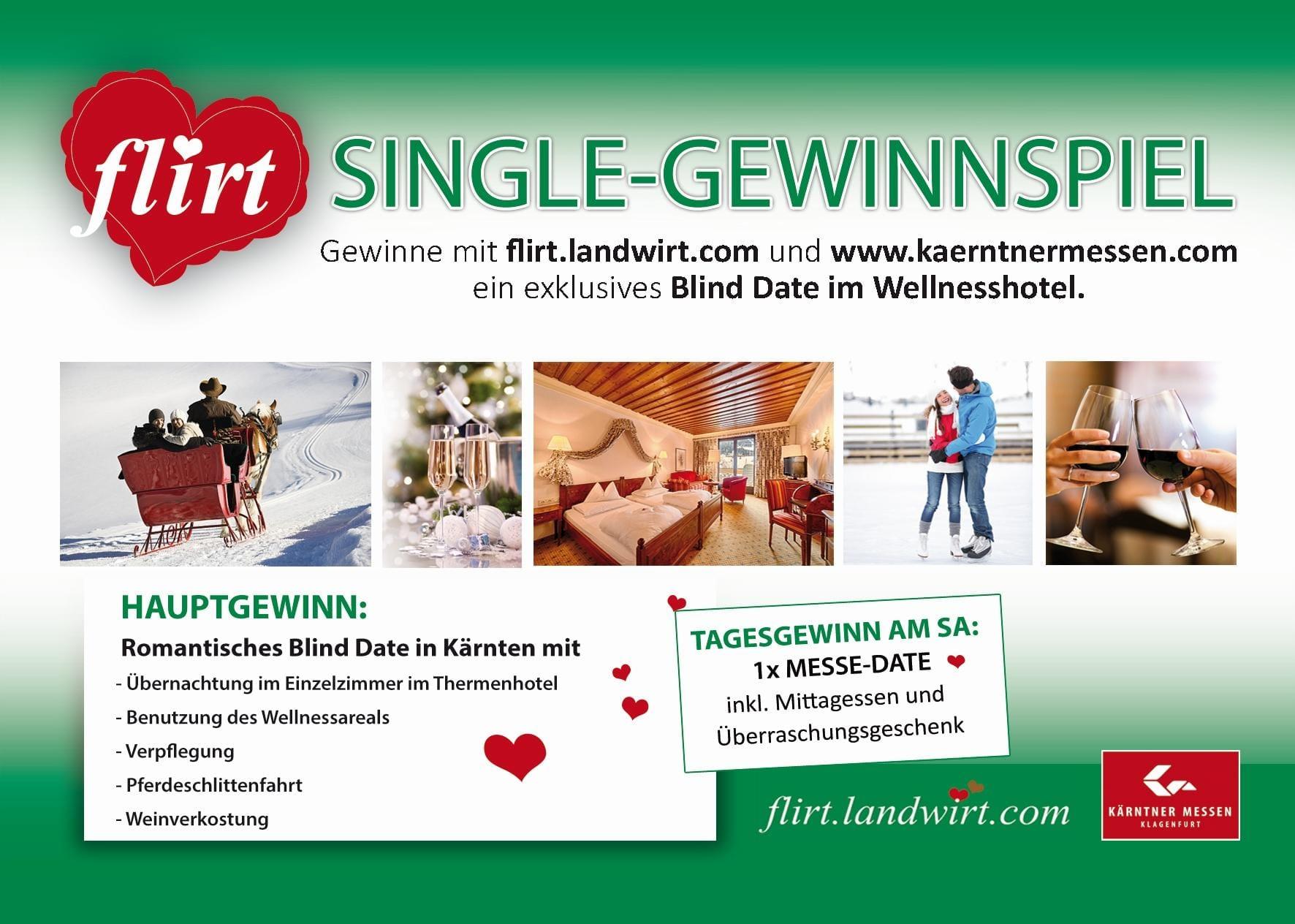 Flirt Gewinnspiel auf der Agrarmesse Alpen Adria 2016
