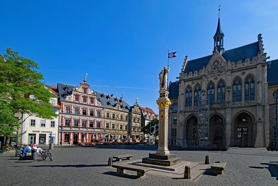 Er sucht Sie in Erfurt