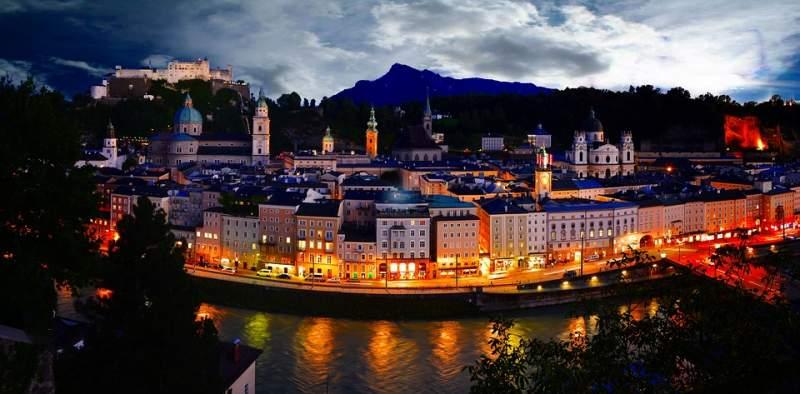 Partnersuche in Salzburg