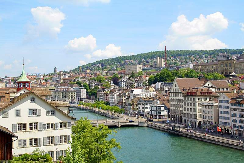 Partnersuche in Zürich