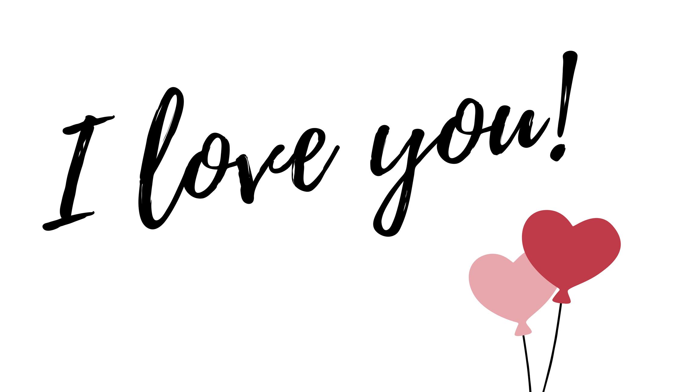 Ich lieb dich auch