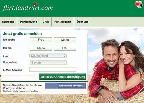 Landwirt Flirt im Test bei DatingTestsieger.de