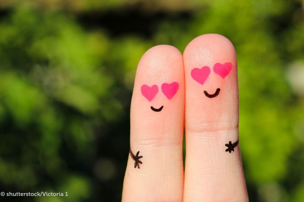 Liebe auf den ersten Blick