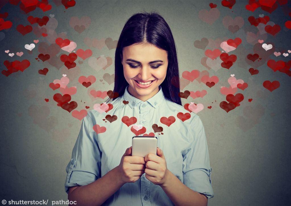 Flirten 2.0.  – Online Flirt Signale richtig deuten
