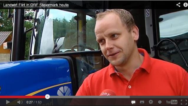 Landwirt Flirt in Steiermark heute