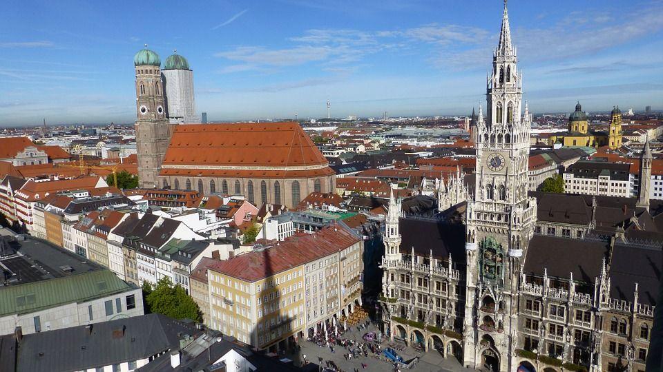 Er sucht Sie in München
