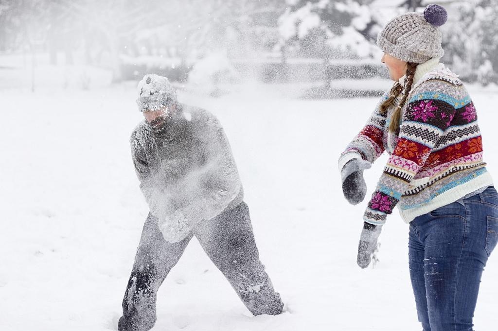 Valentinstag Gewinnspiel: Auf Schneeschuhen zum Winter-Date