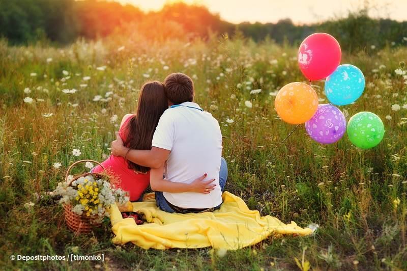Stadt, Land, Date: Orte für ein romantisches Date am Land