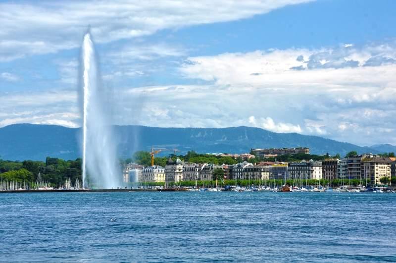 Partnersuche in Genf